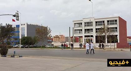 لماذا تتلاشى خطوط ممر الراجلين بعد 40 يوما فقط من طلائها وسط شوارع مدينة الناظور !؟