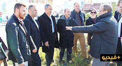 """سعيد زارو: وكالة تهيئة """"مارتشيكا"""" هي اليد العملية للجماعات المحلية بإقليم الناظور"""
