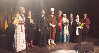 جمعية ماربيل تنظم بالعاصمة البلجيكية بروكسيل إحتفالاً بهيجاً بمناسبة السنة الأمازيغية 2967