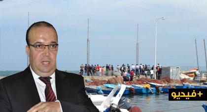 سعيد زارو: بحيرة مارتشيكا أصبحت غنية بالأسماك بشهادة الصيادين وسنعمل على تنظيم عملهم