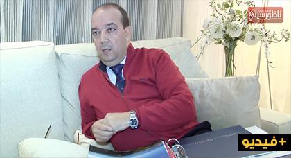 سعيد زارو: هذه خطتنا لجعل المدينة ترتقي لمستوى مشروع مارتشيكا وأطر الوكالة سيشتغلون مع الجماعات
