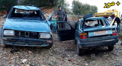 درك بن الطيب يهتدي إلى العثور على مكان سيارة مسروقة وفرقة التشخيص القضائي تتحرى لكشف لغز السرقة