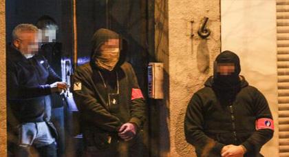 وحدات مكافحة الإرهاب تجري عمليات مداهمة وتفتيش واسعة في بلديات مختلفة ببروكسل لهذا السبب