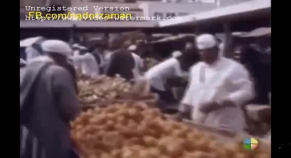 فيديو نادر يسلط الضوء على حياة الناظوريين القاطنين بمليلية مطلع الثمانينات