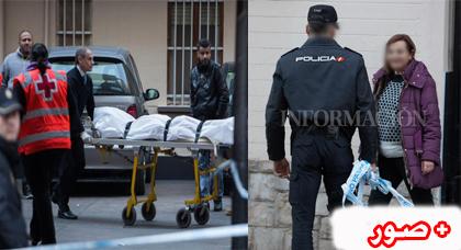 حادث غريب.. مصرع زوجين مغربيين وابنتهما بطريقة تراجيدية بمدينة أليكانتي الاسبانية