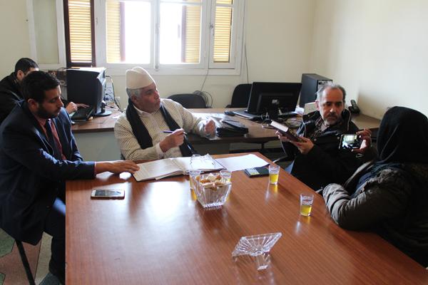 مواطن إسباني يعتنق الإسلام وينطق بالشهادتين بمقر المجلس العلمي بالناظور