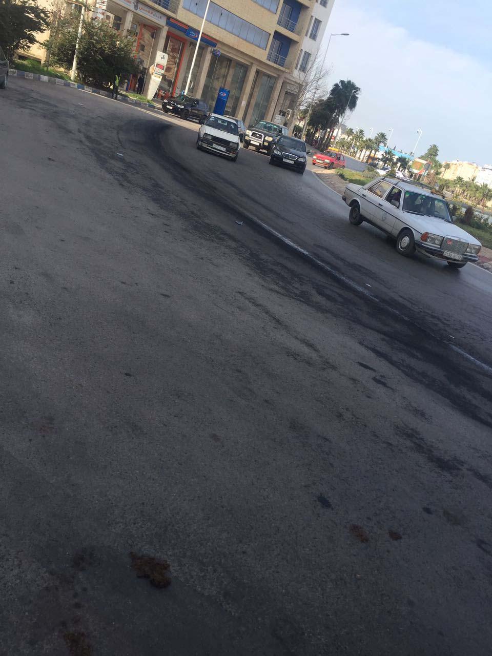 حفر تعيق سلاسة حركة المرور بشوارع مدينة الناظور والجهات المعنية ترى ولا تتحرك