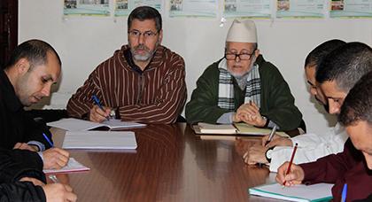 المجلس العلمي بالناظور يعقد اللقاء العادي للائمة المرشدين