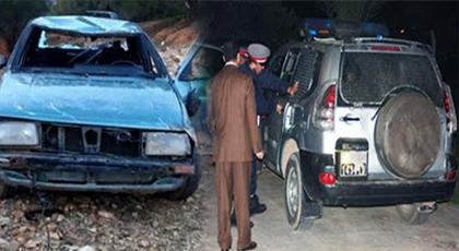 درك بن الطيب يفك لغز سرقة سيارة في ملكية إمام ويلقي القبض على العقل المدبر والبحث جار لإعتقال مشارك ثان