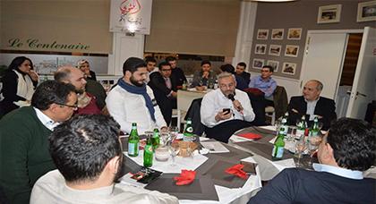 منتدى بروكسيل للحكمة والسلم العالمي في تفاعل مع شباب العالم