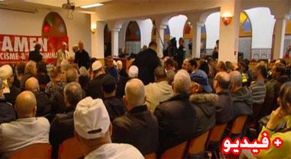 بعد تعهد فيلدرز بإغلاق المساجد... تجمع ضدّ العنصرية  بإحدى المساجد في امستردام