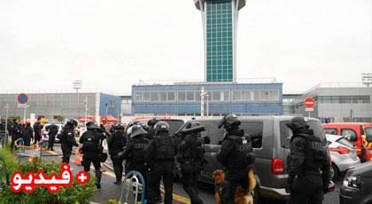 إطلاق نار وإخلاء مطار أورلي في باريس وهذا هو عدد الضحايا