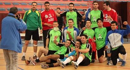 هلاليو الناظور لكرة اليد يحافظون على مكانة الخضر ضمن القسم الممتاز رغم المؤامرة