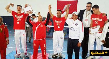 بطولة المغرب في رياضة ابيناكا تتوج بتالق ابطال وبطلات في اوزان مختلفة من كل جهات المملكة المغربية