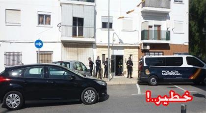 """إسبانيا…توقيف 3 مغاربة يشتبه في موالاتهم لتنظيم """"داعش"""" ببلنسية وبرشلونة"""