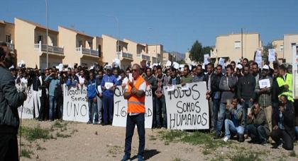 التقرير الطبي ينهي الجدل القائم بخصوص وفاة مهاجر مغربي بألميرية