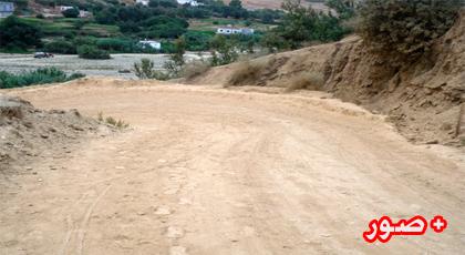 مسالك طرقية هشة تزيد من معاناة  ساكنة القرى النائية بالريف