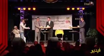 """فنانو المهجر يعرضون مسرحية """"ناظور إينو"""" التي تعرّي واقع الناظور المزري بهولندا"""