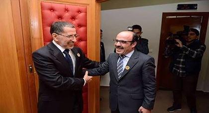 الأمين العام للأصالة والمعاصرة يلتقي رئيس الحكومة المعين