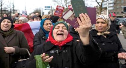 بالأرقام: المغاربة يتصدرون الحاصلين على جنسيات أوروبا