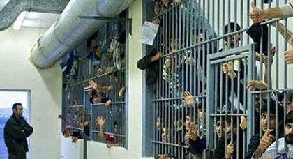 تقرير... المغاربة يحتلون المرتبة الأولى في عدد الأجانب بالسجون الإسبانية