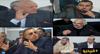 في اجتماع برؤساء جماعات الدريوش.. مهيدية وخلوق يتعهدان بإعداد خطة عمل للنهوض بتنمية الإقليم