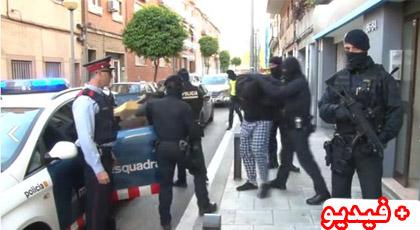 """تفكيك خلية من 7 """"داعشيين"""" مغاربة بإسبانيا.. والأمن يداهم منازلهم بالمغرب"""