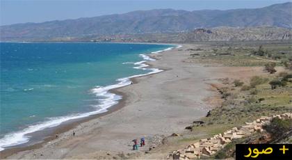 شواطئ طبيعية على طول الطريق الساحلية تستعد لأستقبال المصطافين خلال فصل الصيف