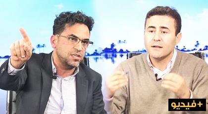 أمازيغ ذي لخاريج يستضيف إبراهيم الليتوس المختص في شؤون المغرب للحديث عن حراك الريف