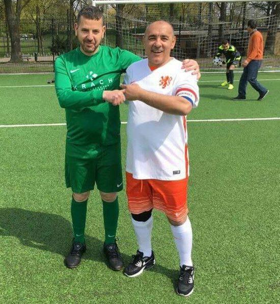 ريفيو هولندا يكّرمون قدماء لاعبي الهلال الناظوري ضمن حفل رياضي وفنّي ضخم متنوع الأنشطة