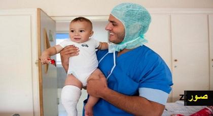 بنتهامي .. جراح ريفي بهولندا ينقذ حياة فقراء مغاربة مجانا