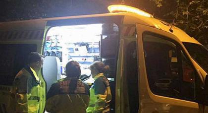 مغربي يقتل زوجته ويسلم نفسه للشرطة مع أربعة أطفال بإسبانيا
