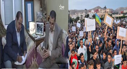 نشطاء الريف يرفضون  إتهامات أحزاب الأغلبية الحكومية ويؤكدون أن مطالب الحراك إجتماعية وإقتصادية محضة