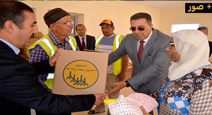 عامل الدريوش يعطي انطلاقة القفة الرمضانية وأزيد من 6500 أسرة مستفيدة بربوع الإقليم