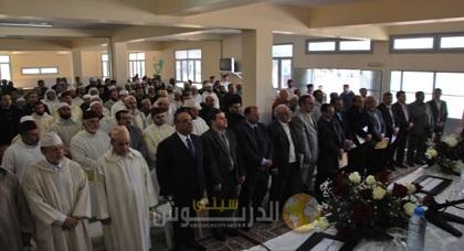الدريوش.. مجلس قرآني لتكريم وتشجيع القيمين الدينيين بالإقليم