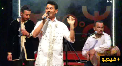 مجموعة ماريود تؤدي مقطع موسيقي ببرنامج إنوراز