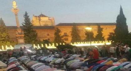 مسلمو جنوب الأندلس بإسبانيا يمتعضون بسبب أداء تراويح رمضان أمام تمثال للعذراء بغرناطة