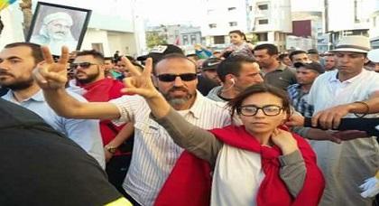 اعتقال ابنة الناشط محمد جلول والمحامي البوشتوي يؤكد الخبر قبل إطلاق سراحها