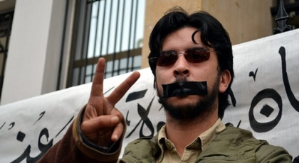 أسامة الخلفي يؤكد تهديده بالقتل بسبب تضامنه مع حراك الريف