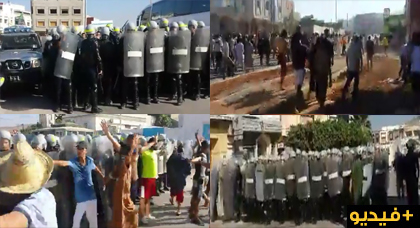 بعد جنازة والد المرتضى.. منع مسيرة واحتكاكات بين المحتجين والأمن