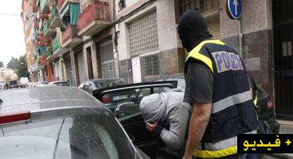 """اسبانيا..  القبض على أربعة مشتبه بهم أعضاء في تنظيم """"داعش"""" في إطار عملية لمكافحة الإرهاب"""