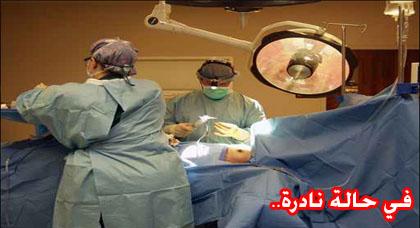 عملية جراحية بمستشفى محمد السادس بوجدة تكشف ولادة شاب برحم كامل