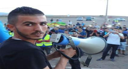 اعتقال الناشط في الحراك الشعبي بالريف محمد النعيمي بمدينة الرباط