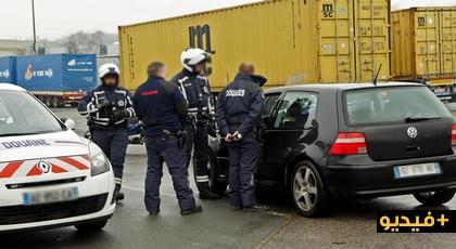 رجال درك وهميون يستهدفون المسافرين على الطرق السيارة بفرنسا