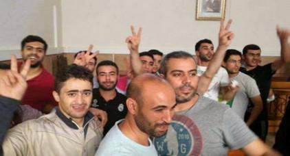 معتقلو يوم العيد يمثلون اليوم أمام ابتدائية الحسيمة وهذه هي التهم الموجهة لهم