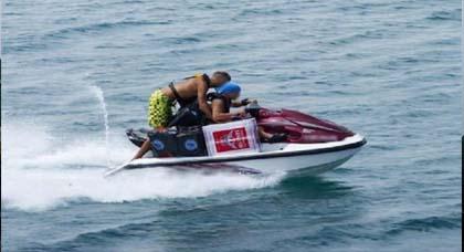 إيقاف شابين من أصل 6 سرقوا دراجات بحرية من شاطئ اصفيحة وهاجروا بها نحو الجنوب الإسباني