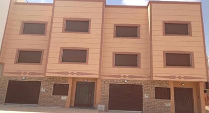 منازل و شقق فاخرة، محفظة و بأثمان مناسبة على بعد 50 مترا من الكلية متعددة التخصصات بسلوان