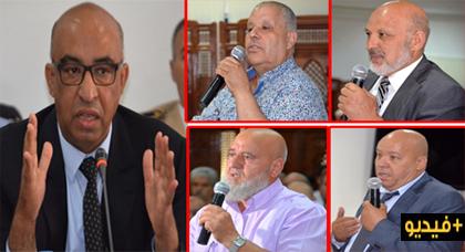 وسط حضور وازن.. مغاربة العالم يستعرضون معاناتهم أمام عامل إقليم الدريوش في يومهم الوطني