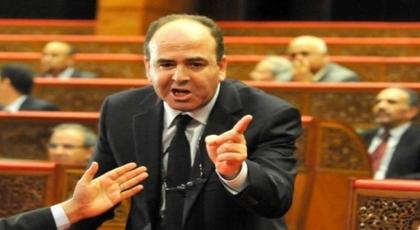 حكيم بنشماس: مطالب المحتجين مشروعة وصحيحة لكن حذاري من الفوضى