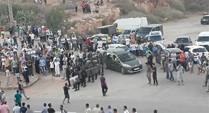 تمتيع القاصرين المعتقلين يوم جنازة العتابي برخصة إستثنائية بمناسبة العيد